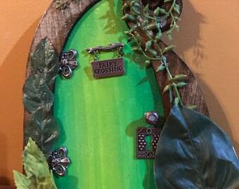 Tree Fairy Door Indoor/Outdoor Use
