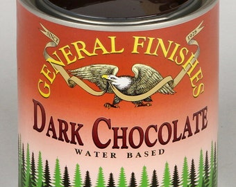 Dark Chocolate Milk Paint from General Finishes