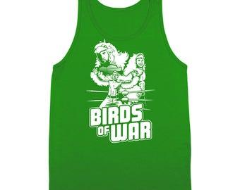 The Birds Of War Funny Always Sunny Humor Tank Top DT2218