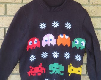 Video Game Sweater