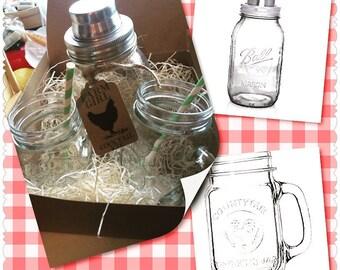 Handmade Farm Girl Cocktail Kit