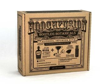 DIY Absinthe Infusing Kit