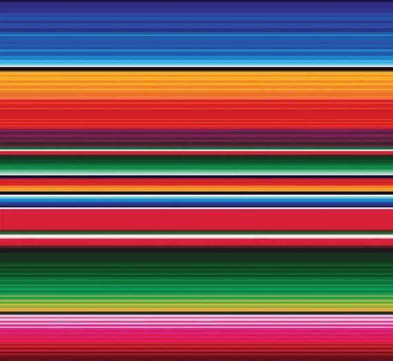 Mexican Blanket Serape Htv Vinyl Glitter Htv