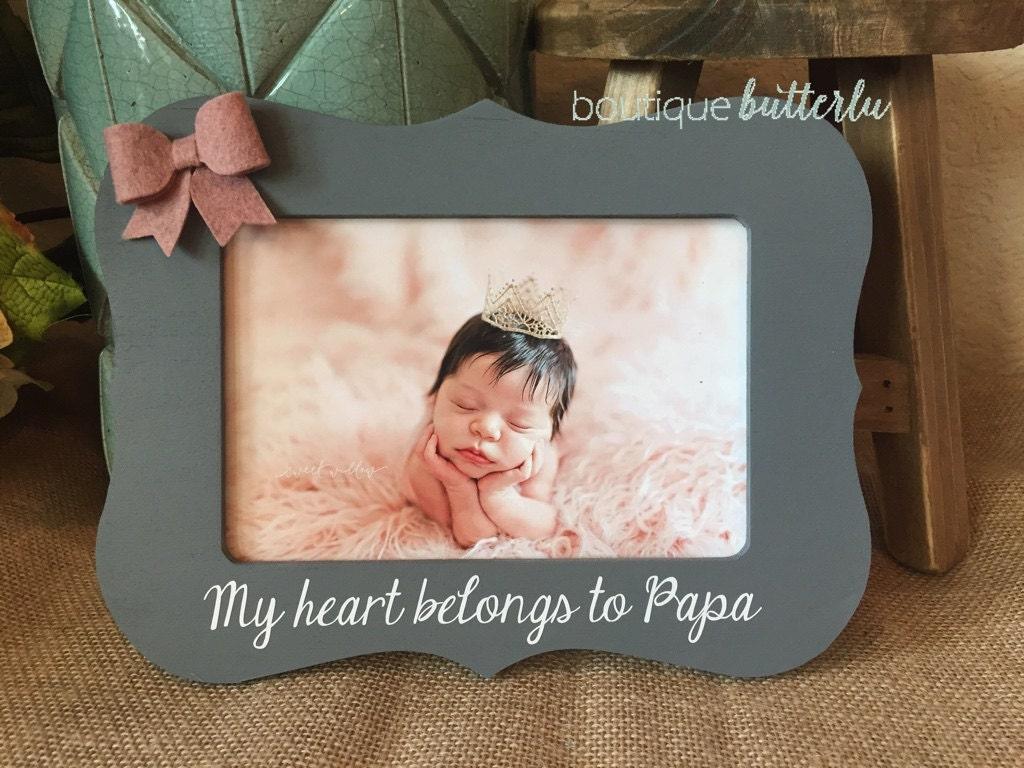 Papa Väter Tag Vatertagsgeschenk ich liebe mein Papa mein Herz