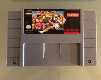Street Fighter II Turbo 1993 Super Nintendo Capcom