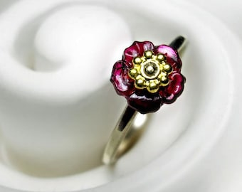 Bel Fiore -18K and 14K gold