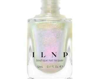 Free Spirit - Blue, Purple, Pink, Green Iridescent Topper Nail Polish