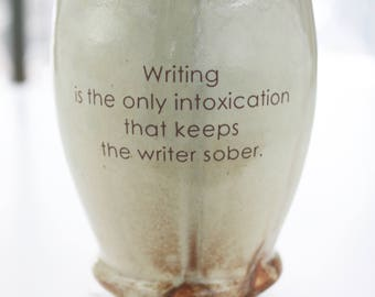 Writing is Intoxicating! Cup or Mug - Writer's Muse