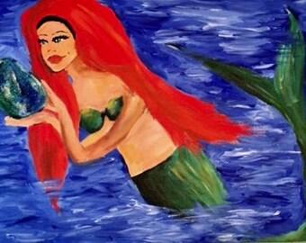 Mermaid of Azurite