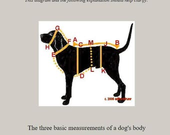 Measuring your fur-baby (Image from Especially Fur You