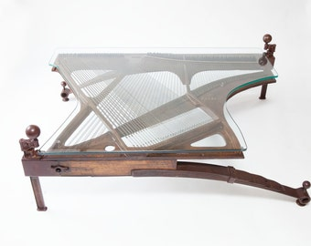The Kelly Piano Coffee Table