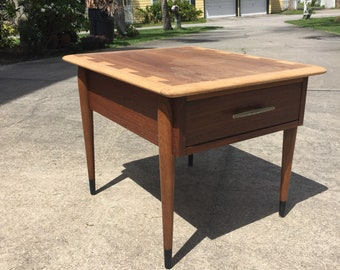 Iconic 1950s Mid Century Modern Lane Acclaim End Tables
