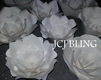 Mini gabarit fleur