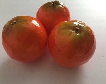 Oranges Fruit, Fake Fruit