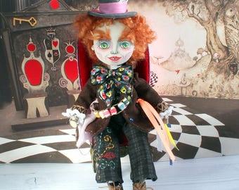 Hatter from Alice in Wonderland