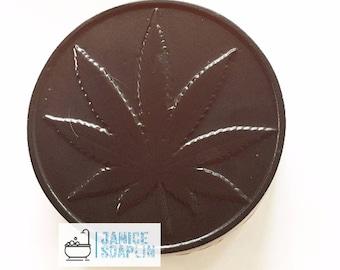 Chocolate scented Hemp Soap