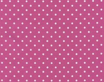 Timeless Treasures Dot - Pink - Fabric by the Yard