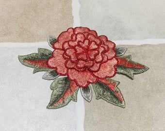 Embroidery Flower Appliques Sew On