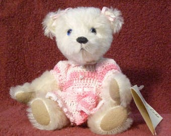 Handmade German Mohair Bear