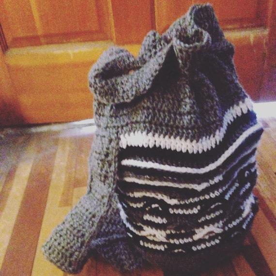 Crochet Pattern Wip Bag Purse Pattern How To Crochet Pdf Pattern