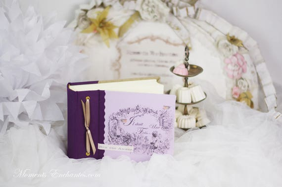 """Album photo baby birth pregnant present baby maternity """" Rue des Anges """" once upon time"""