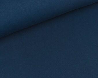 Ganzjahressweat Eike jeans blue (13.90 EUR / meter)