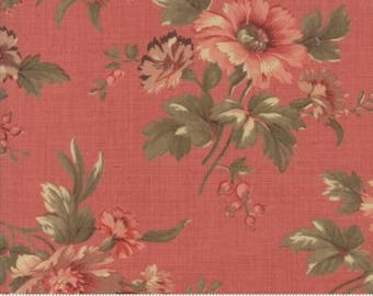 Atelier De France - Rose 13800 14- Moda Fabrics 100% Cotton Quilting Fabric by French General
