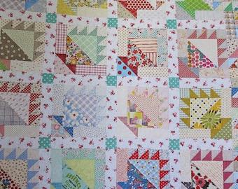 sb 'Topsy Turvy' quilt pattern