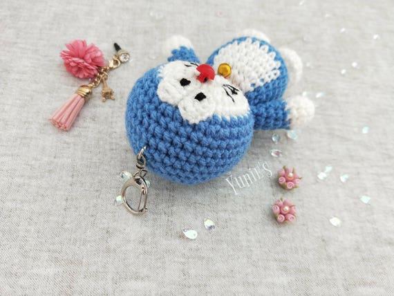 Crochet Doraemon Amigurumi : Crochet doraemon doraemon doll amigurumi doraemon crochet