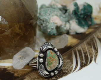 Pilot Mountain Sterling Silver Statement Ring