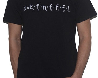 Drake Equation T-Shirt (Drakes) Science Astronomy Planets Space Universe Top