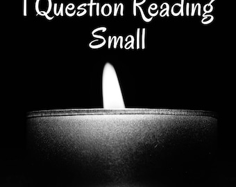 Tarot Reading Psychic Oracle One Question Real love career Quick Angel Spirit Job Romance Future Advice Healing Soul General Empowering