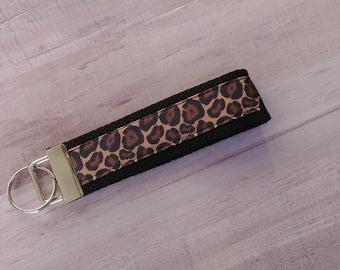 Cheetah Key Fob
