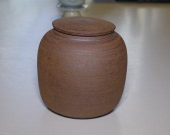 Tea storage jar, 1300ml