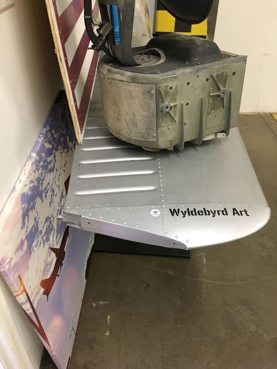 flgel schreibtisch - Schreibtisch Aus Flugzeugflgel