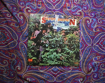 Savoy Brown - A Step Further -  Vintage Vinyl LP-1969 First US Pressing PAS71029. Classic Rare Psychedelic Stoner Blues Rock.