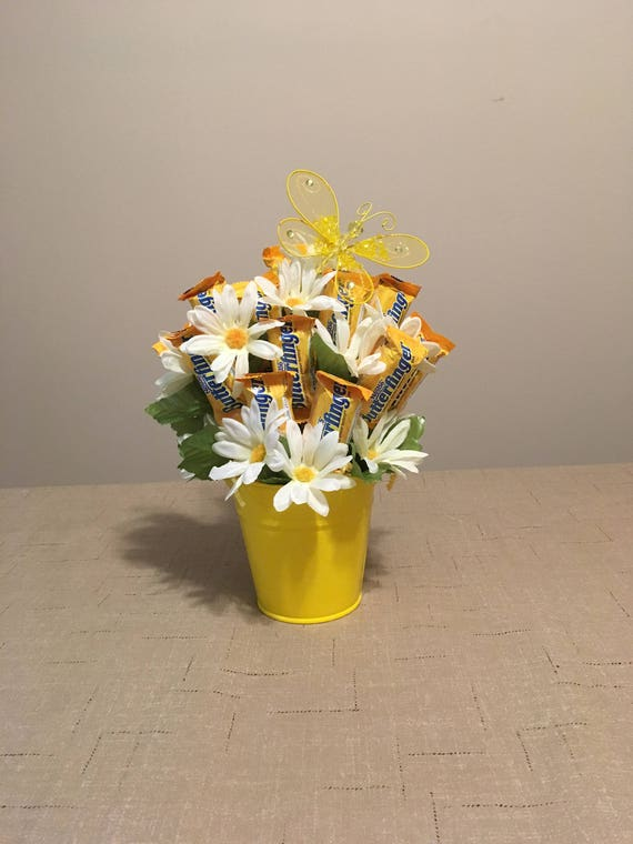 Spring Candy Bouquet Mothers Day Candy Bouquet Spring Gift