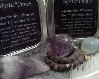 Aquarius Tea: Illuminate Your Higher Mind Blend