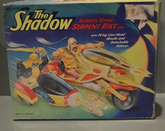 The Shadow Shiwan Khan Serpent Bike Vehicle