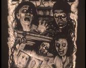 The Evil Dead - T-shirt...