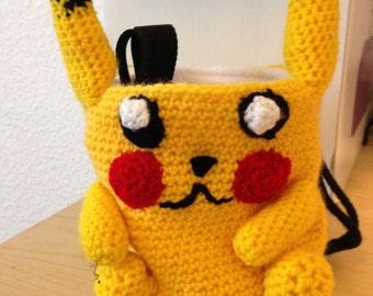 Animal Crochet Chalk Bag