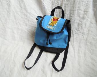 90s Winnie The Pooh Disney Mini Backpack