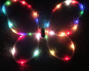 Light up Fairy Wings