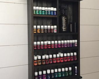 Essential Oil Cabinet Oil Shelf Essential Oil Rack Young