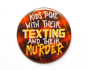 """Supernatural Button 