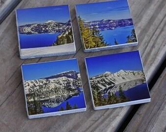Crater Lake, Oregon – Magnet Set