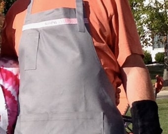 Mens Team Tailgating Chef Apron - You Choose Team