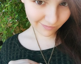 Death Note Cluster Charm Necklace