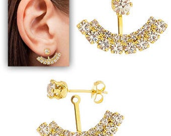 Grace Kelly inspired Earrings