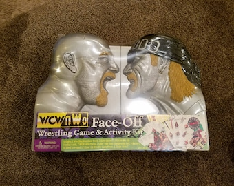 WCW/NWO Wrestling Game and Activity Kit